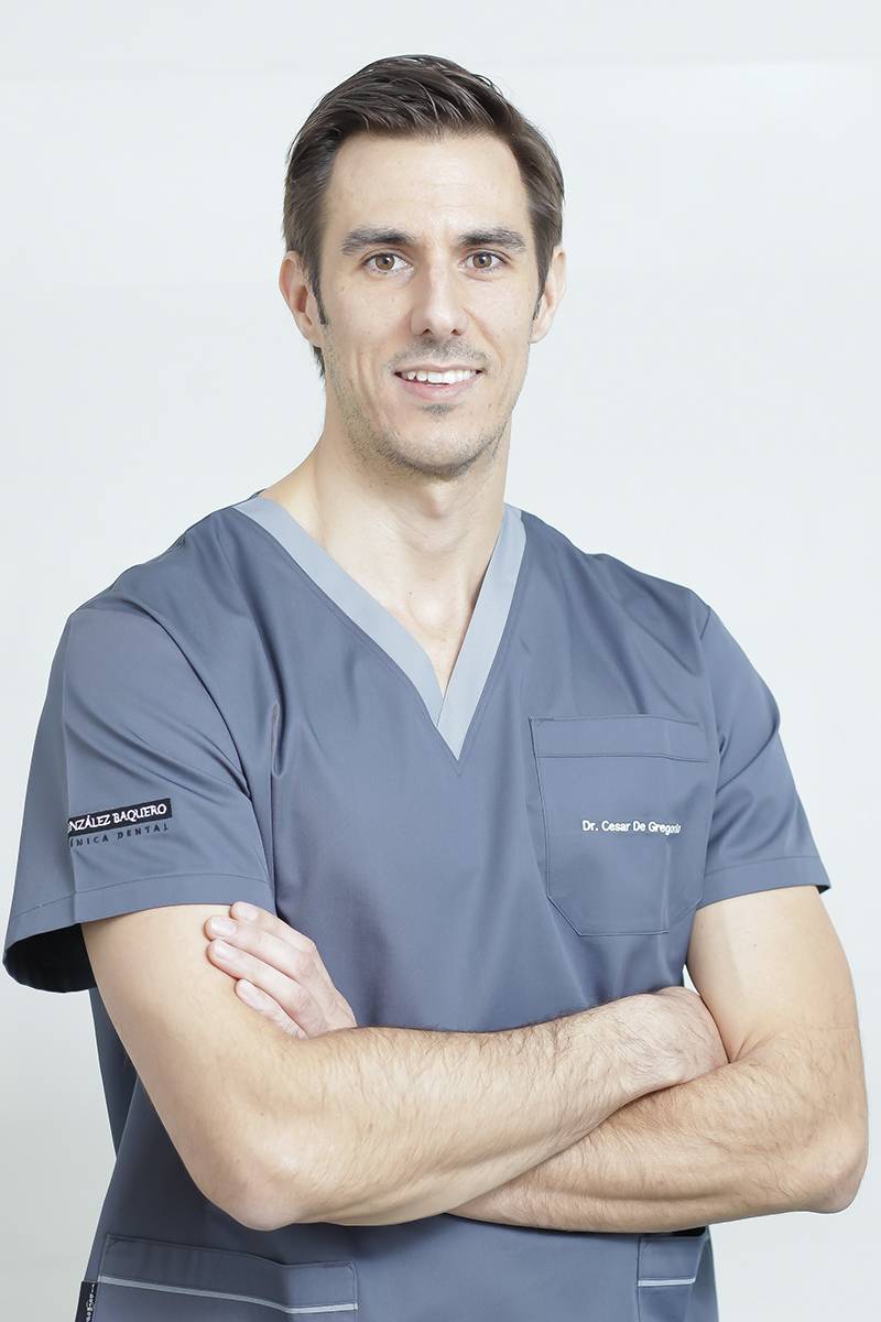 Dr. César de Gregorio
