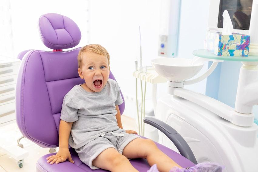 Por qué es tan importante que nuestros hijos vayan al dentista
