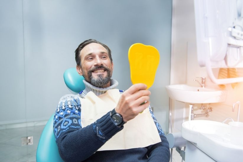 Los cuidados después de tus implantes dentales