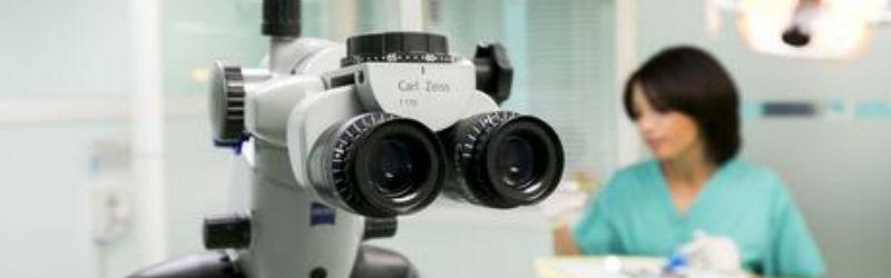 La endodoncia con microscopio en la clínica dental de Madrid