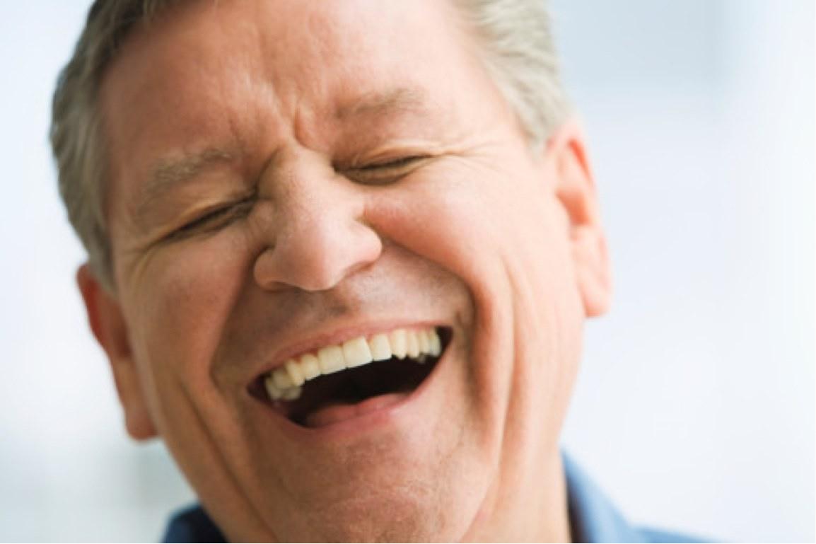 La enfermedad periodontal en los hombres de mediana edad